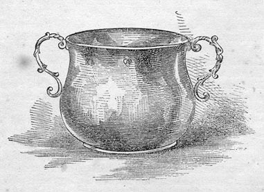 Image of George Watson engraved bowl