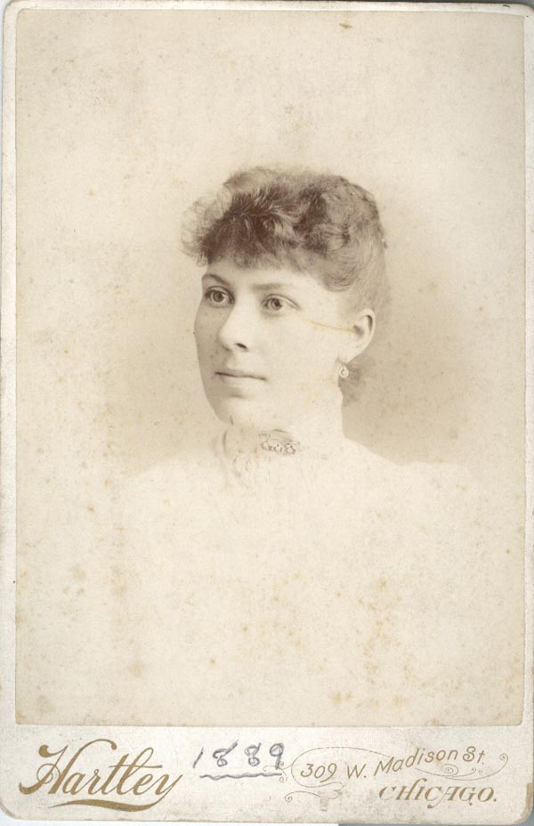 Photograph of Jeannette Louise Ris