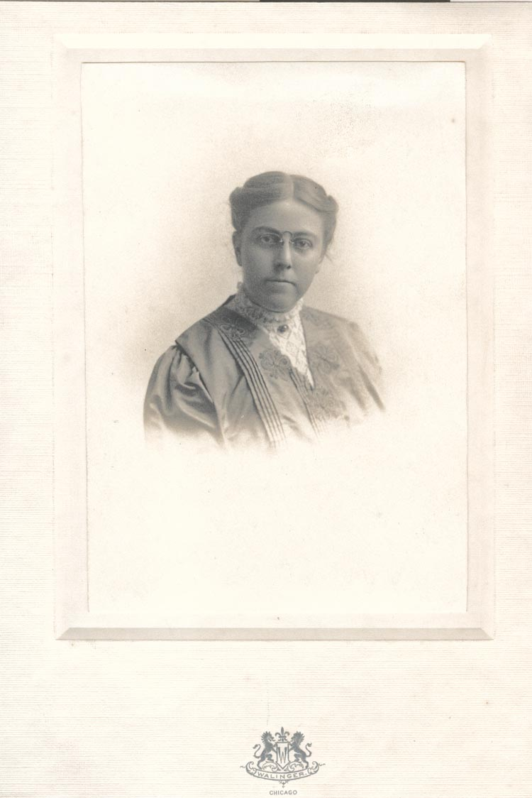 Photograph of Jane B. Smith