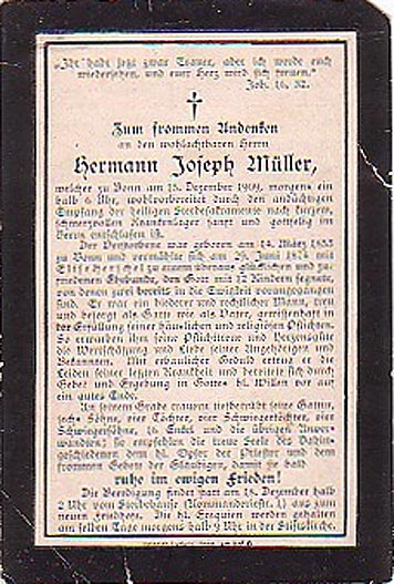 Image of Funeral Notice