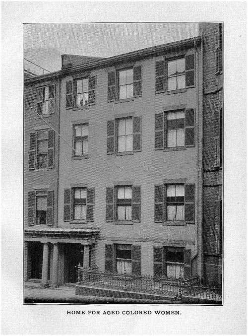 Image of Boston Home for Aged Colored Women