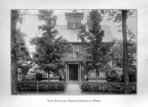 Image of New England French-American Children's Home