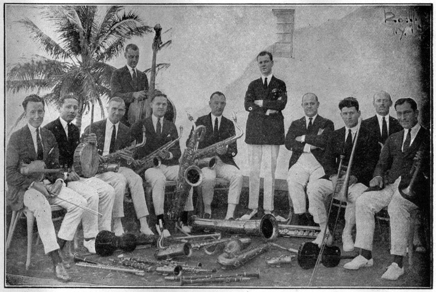 Image of the Arnold Johnson's Orchestra
