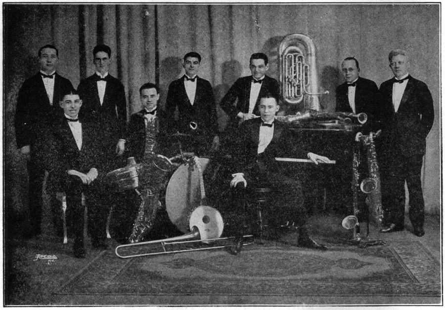 Image of the Eddie Elkins Orchestra