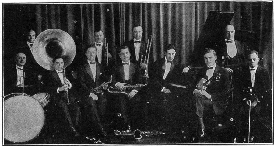 Image of Benson's Orchestra