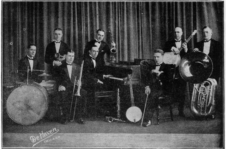 Image of the Frank Westphal and His Rainbo Orchestra