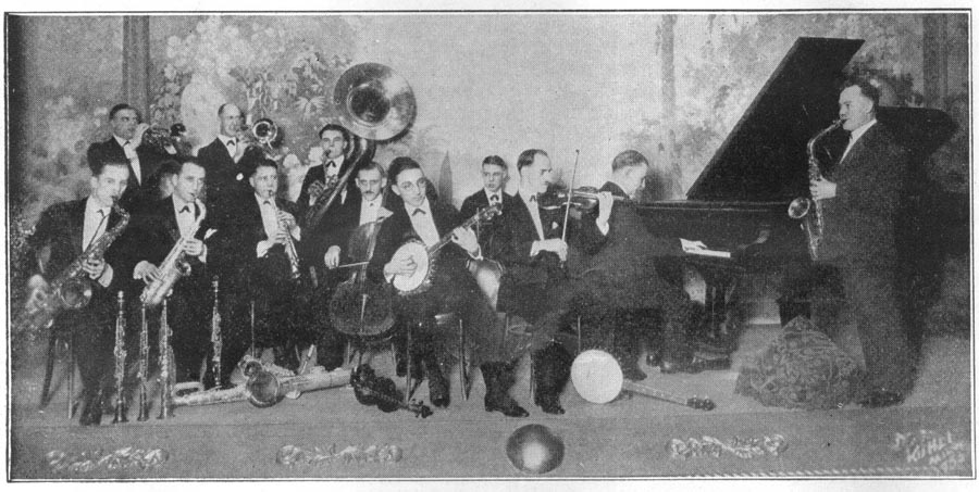 Image of Fred Pike's Orchestra