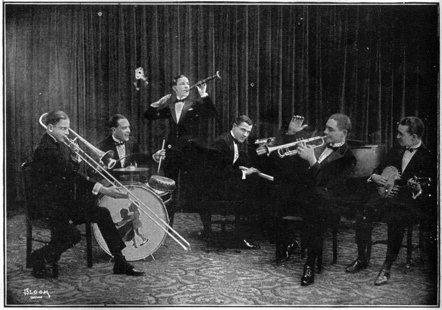 Image of the Frisco Six Orchestra