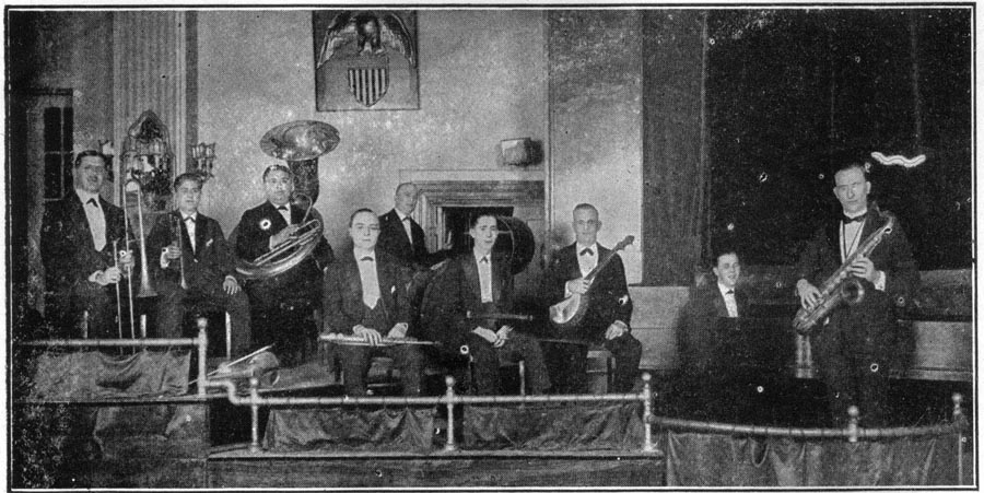 Image of Isham Jones Orchestra