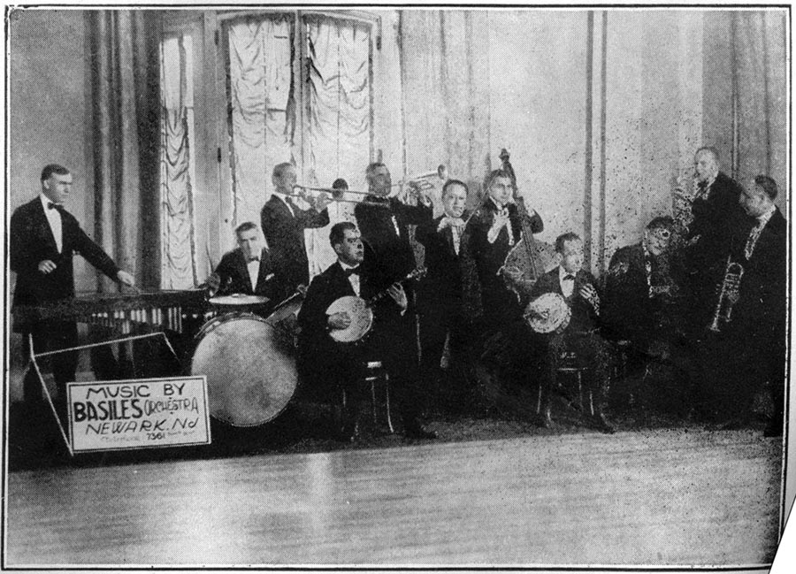 Image of Joseph Basile And His Orchestra of Newark