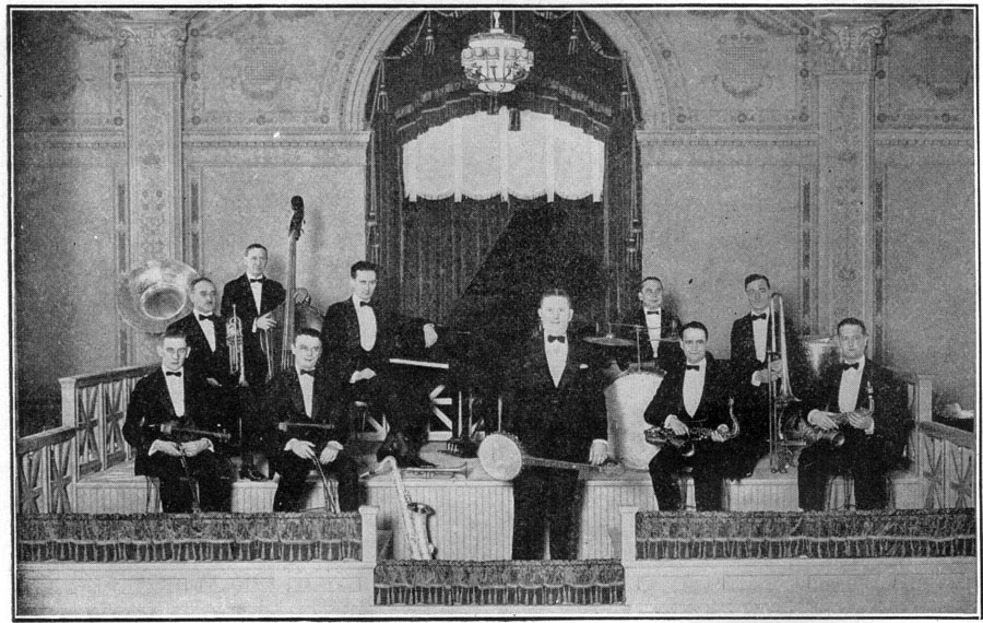 Image of Ralph Williams and His Orchestra
