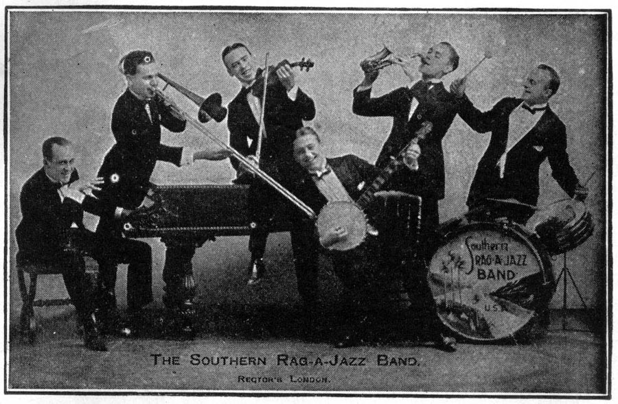 Image of the Southern Rag-A-Jazz Band