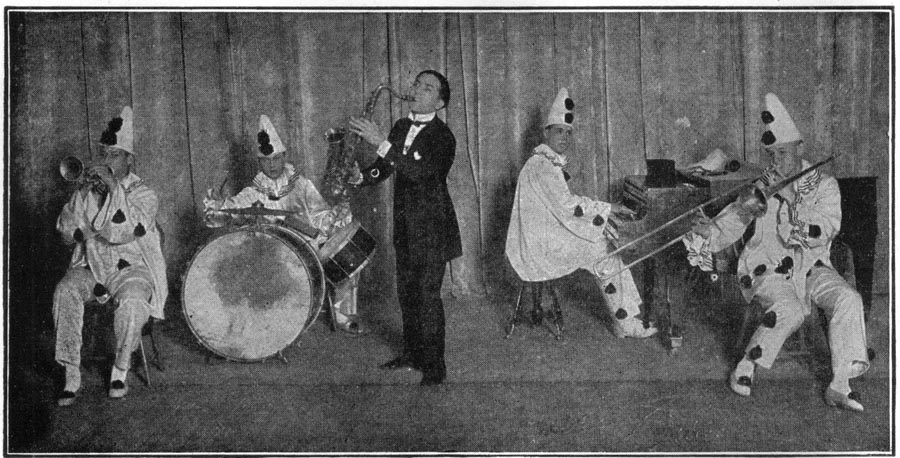 Image of Ted Lewis and His Celebrated Orchestra