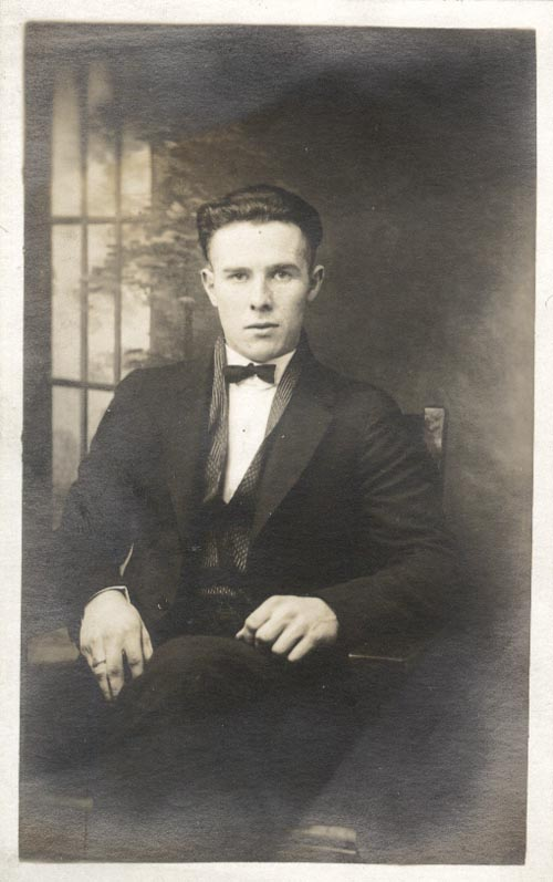Photograph of Oliver Evans