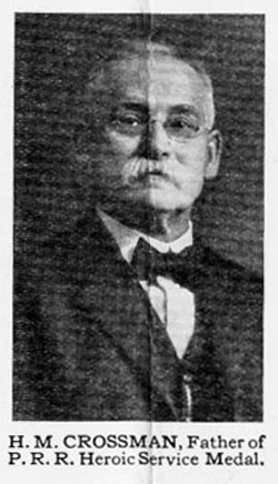 Image of H. H. Crossman, 1926