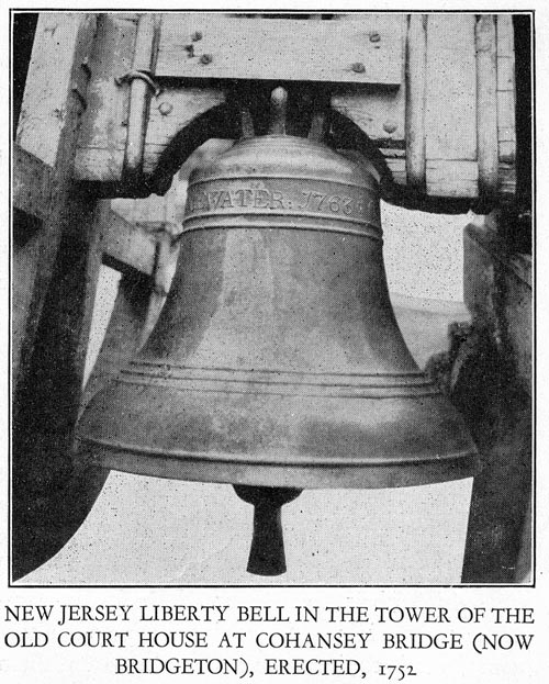 Image of The New Jersey Liberty Bell