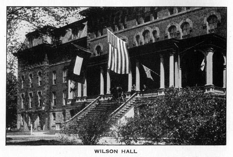Image of Wilson Hall