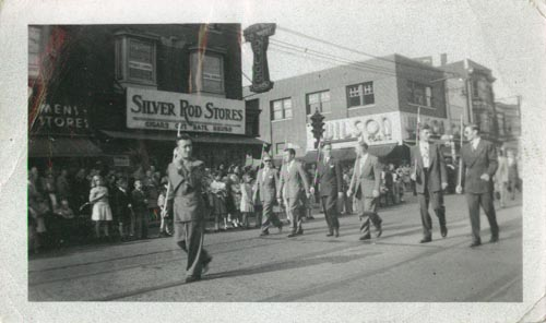 Image of Holy Name Parade