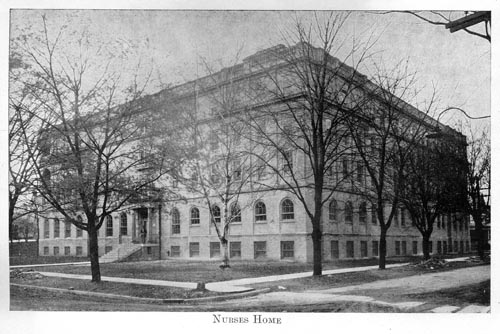 Image of Robert Packer Hospital Nurses' Home