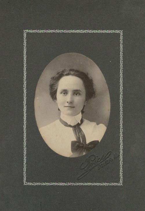 Image of Bertha Faulkner Courter