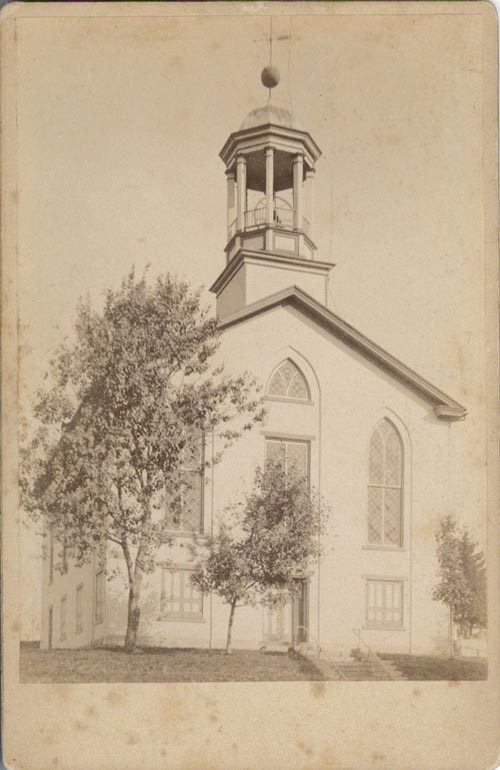 Image of Reformed Church, Loysville, Penna.