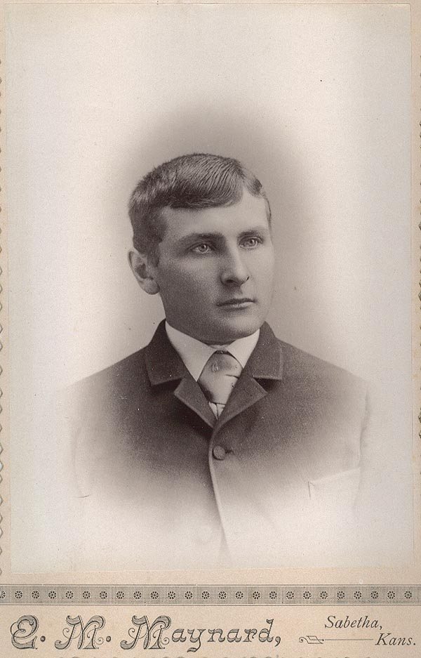 Photograph of Jake Bowers