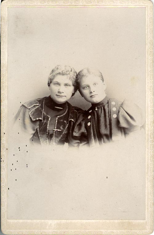 Image of Mary & Sallie Gruin