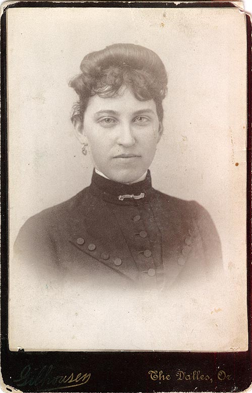 Photograph of Jerusha Metteer