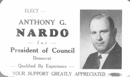 Image of Second Card with photo of Anthony Nardo