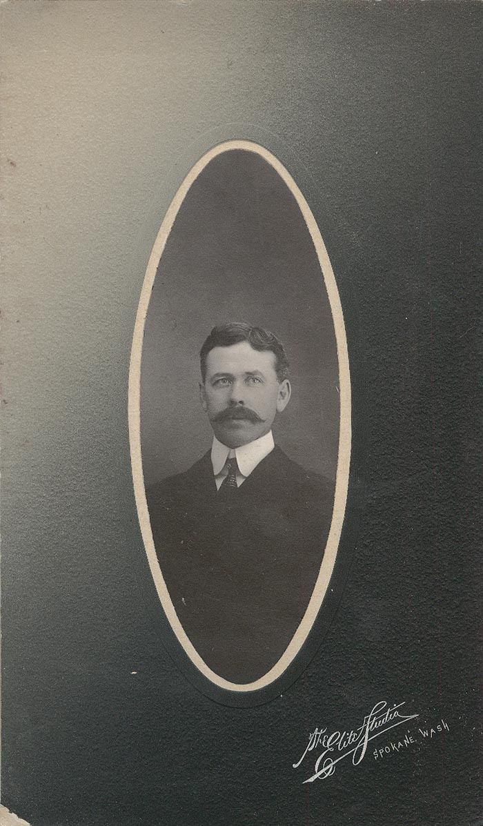 Photograph of John Pond