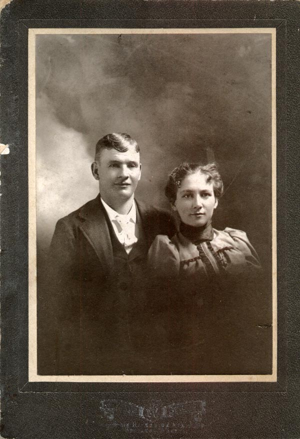 Photograph of Mr. and Mrs. Prynor