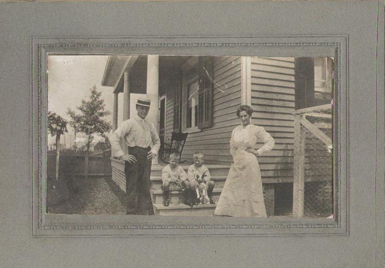 Image of The Rosemund Family