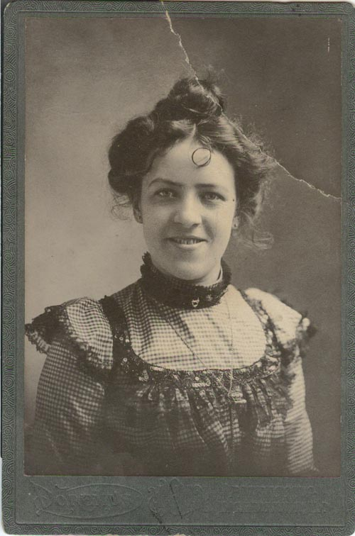 Image of Anna Sanders Sayre