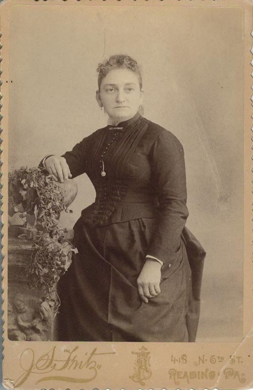 Image of Mrs. Lizzie Shollenberger