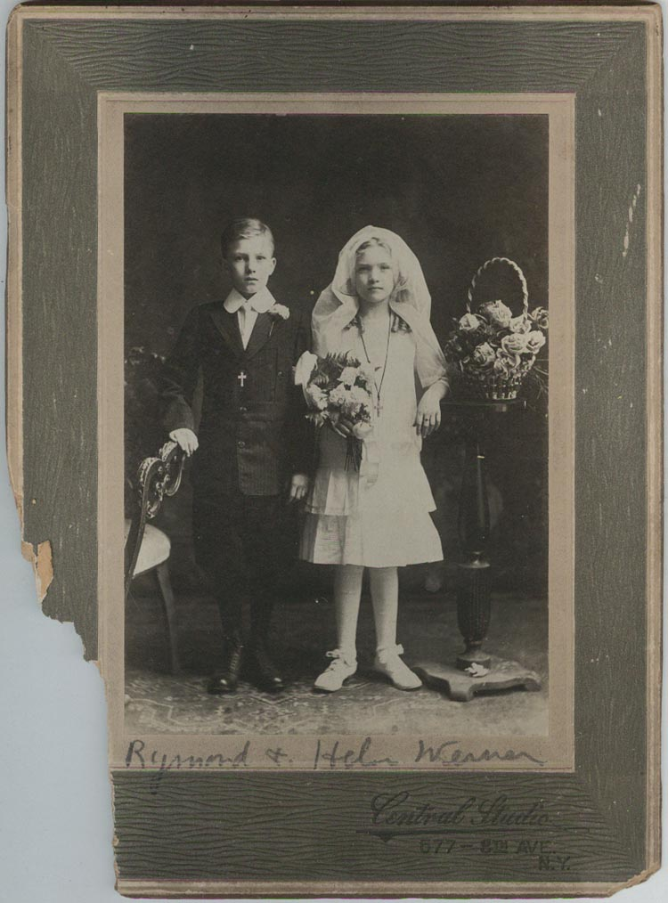 Image of Rymond & Helen Werner