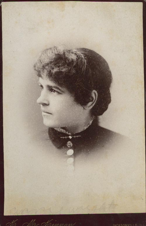 Image of Mrs. Annie Wright