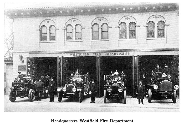 Image of Headquarters Westfield Fire Department