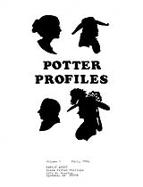 Thumbnail image of Potter Profiles (1984-1995) cover