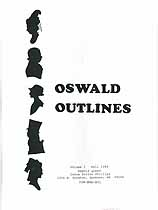 Thumbnail image of Oswald Outlines (1984-1997) cover