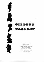 Thumbnail image of Gilbert Gallery (1986-1996) cover